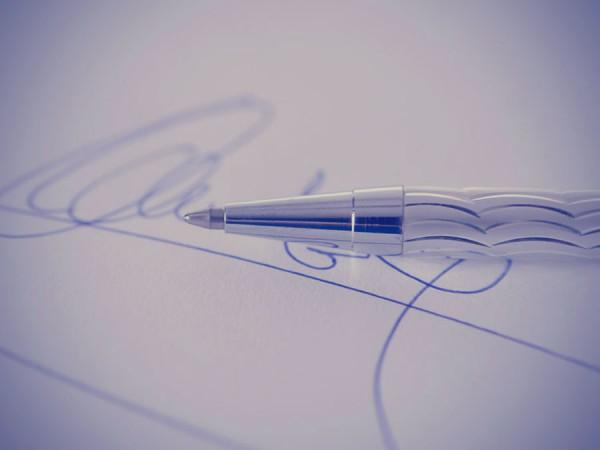 Grafoscopia Forense. Falsificación de Firmas